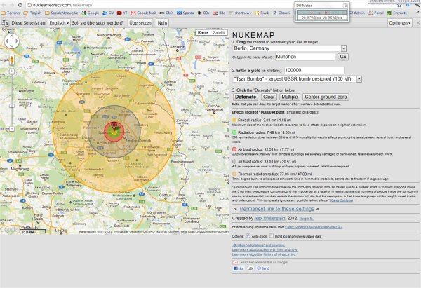Atombombenexplosion.fuer.Zuhause.Nukemap