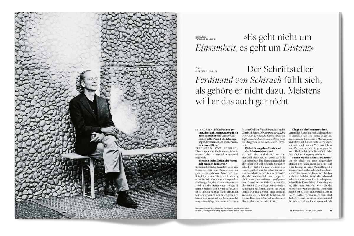 Maenner und grosse Gefuehle im Magazin der Sueddeutschen Zeitung 3