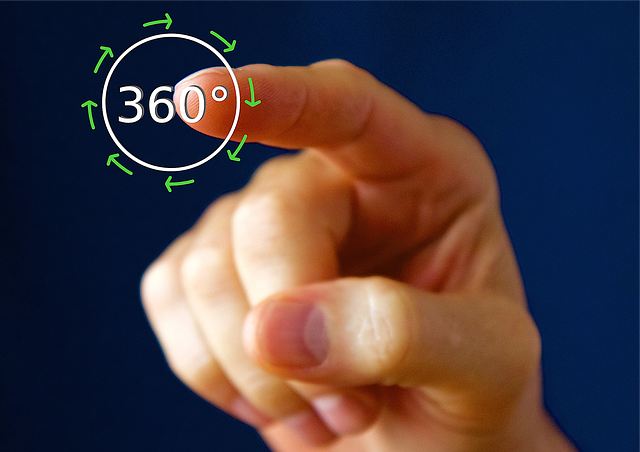 Gekommen um zu bleiben: Die Zukunft der 360-Grad-Videos