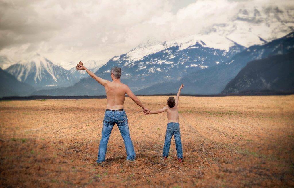 Ein Vaterschaftstest bringt Gewissheit - was zu beachten ist