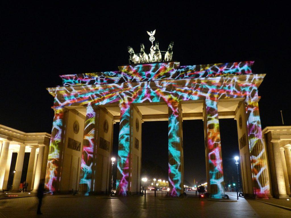 Das Nachtleben in Berlin